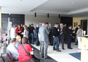 Bizcamp-Newry-2012-Lunchtime-Lobby